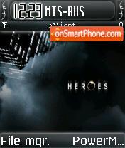 Heroes v2 Without3rd es el tema de pantalla