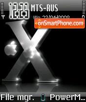 MacOS 05 es el tema de pantalla