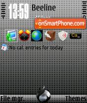 Disco 01 theme screenshot