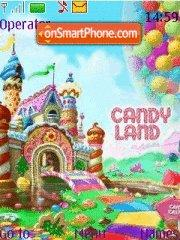 CandyLand theme screenshot