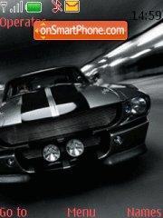Shelby Gt 500 theme screenshot