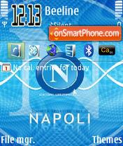Napoli es el tema de pantalla