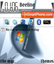 Vista 04 es el tema de pantalla