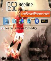 C.Ronaldo es el tema de pantalla