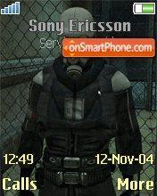 HalfLife2 theme screenshot