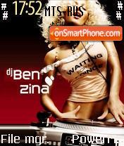DJ. Benzina es el tema de pantalla