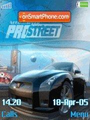 Nfs Prostreet 09 es el tema de pantalla
