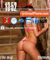 Nikki M 01 theme screenshot