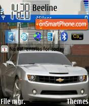 Camaro 71 es el tema de pantalla