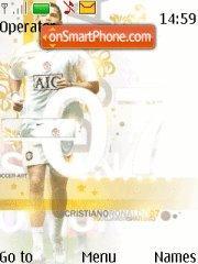 Manchester United 2007 theme screenshot