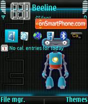 Mapster2.0 theme screenshot