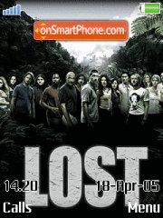LOST es el tema de pantalla