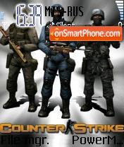 Counter Strike 1.6 es el tema de pantalla