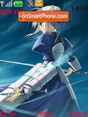 Fate Stay Night 01 theme screenshot