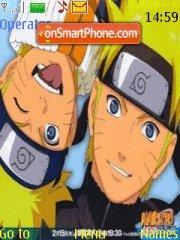 Naruto Team es el tema de pantalla