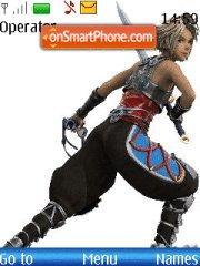 Final Fantasy Xii es el tema de pantalla