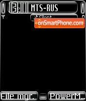 BlackBox 01 es el tema de pantalla