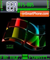 Invi XP es el tema de pantalla