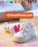 Baby Shoes es el tema de pantalla