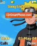 Naruto-132 es el tema de pantalla