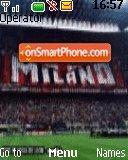 Milano es el tema de pantalla