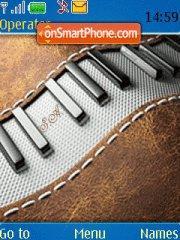 Piano es el tema de pantalla