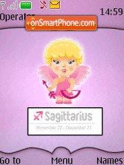 Sagittarius 01 theme screenshot