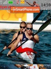 Boat-Race theme screenshot