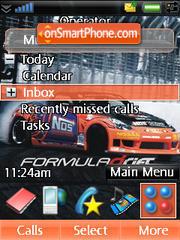 350z NOS theme screenshot