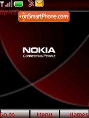 Nokia Connectiong People Theme-Screenshot