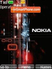Nokia 010 Theme-Screenshot
