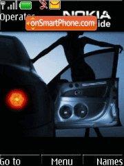 Capture d'écran Nokia Xpress Ride 01 thème