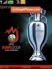 Euro 2008 06 theme screenshot