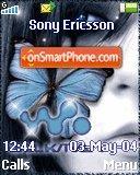 Walkman Butterfly es el tema de pantalla