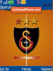 Galatasaray 1909 theme screenshot