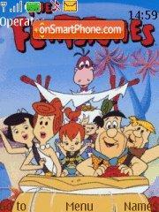 Flintstones es el tema de pantalla