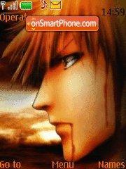 Ichigo 04 theme screenshot