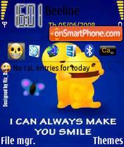 Always Smile theme screenshot