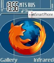 Firefox theme screenshot