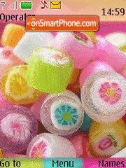 Sweeties es el tema de pantalla