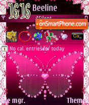 In Purple tema screenshot
