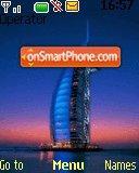 Burj Al Arab es el tema de pantalla