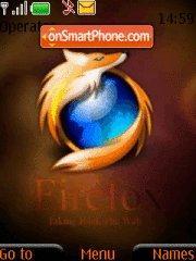 Firefox v1 theme screenshot