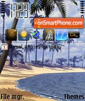 Palm Beach es el tema de pantalla