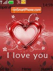 Love 20 theme screenshot