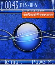 Samatar theme screenshot