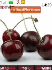 Cherry es el tema de pantalla