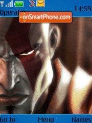 God of War 2 theme screenshot