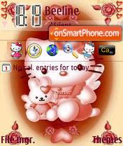 Love Kitty es el tema de pantalla
