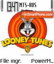 Loones Tunes theme screenshot